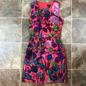 00 J. Crew Pink Floral Dress